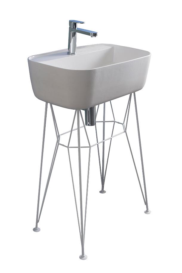 Gus: lavabo diseñado por Michael Hilgers